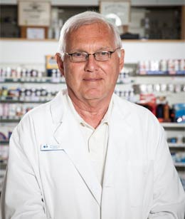 Whitacre Pharmacist - Joe Whitacre