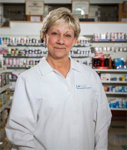 Whitacre Pharmacist - Lisa Flores